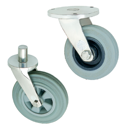 rubber wheels india